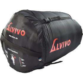 Alvivo Arctic Expedition Sleeping Bag blau/grau